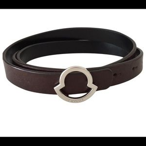 Moncler Accessories - SOLD! NWT!moncler belt